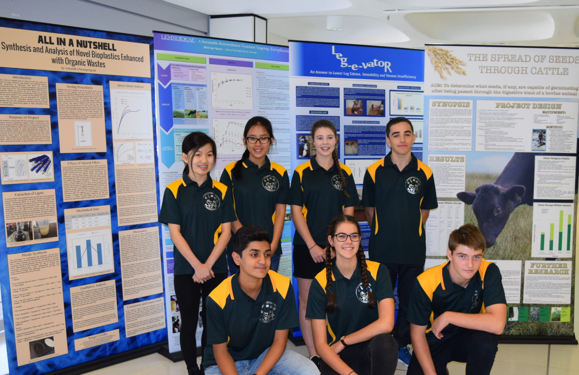 STANSW Young Scientist Awards